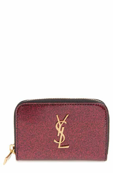 ec14cdffd29e Saint Laurent Wallets   Card Cases for Women