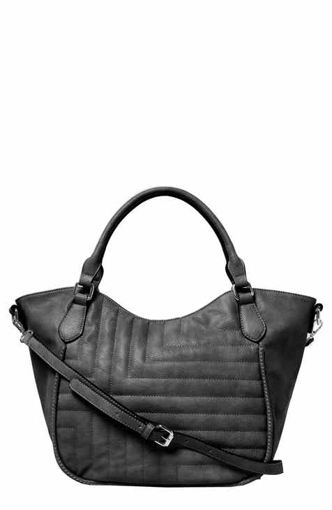 2fa7604e69fc Faux Leather Tote Bags for Women  Leather