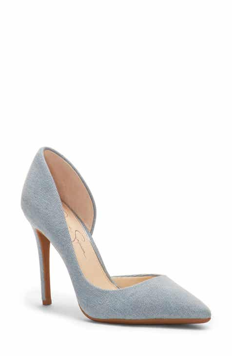 6e69c00d56c7 Women s Blue Pumps