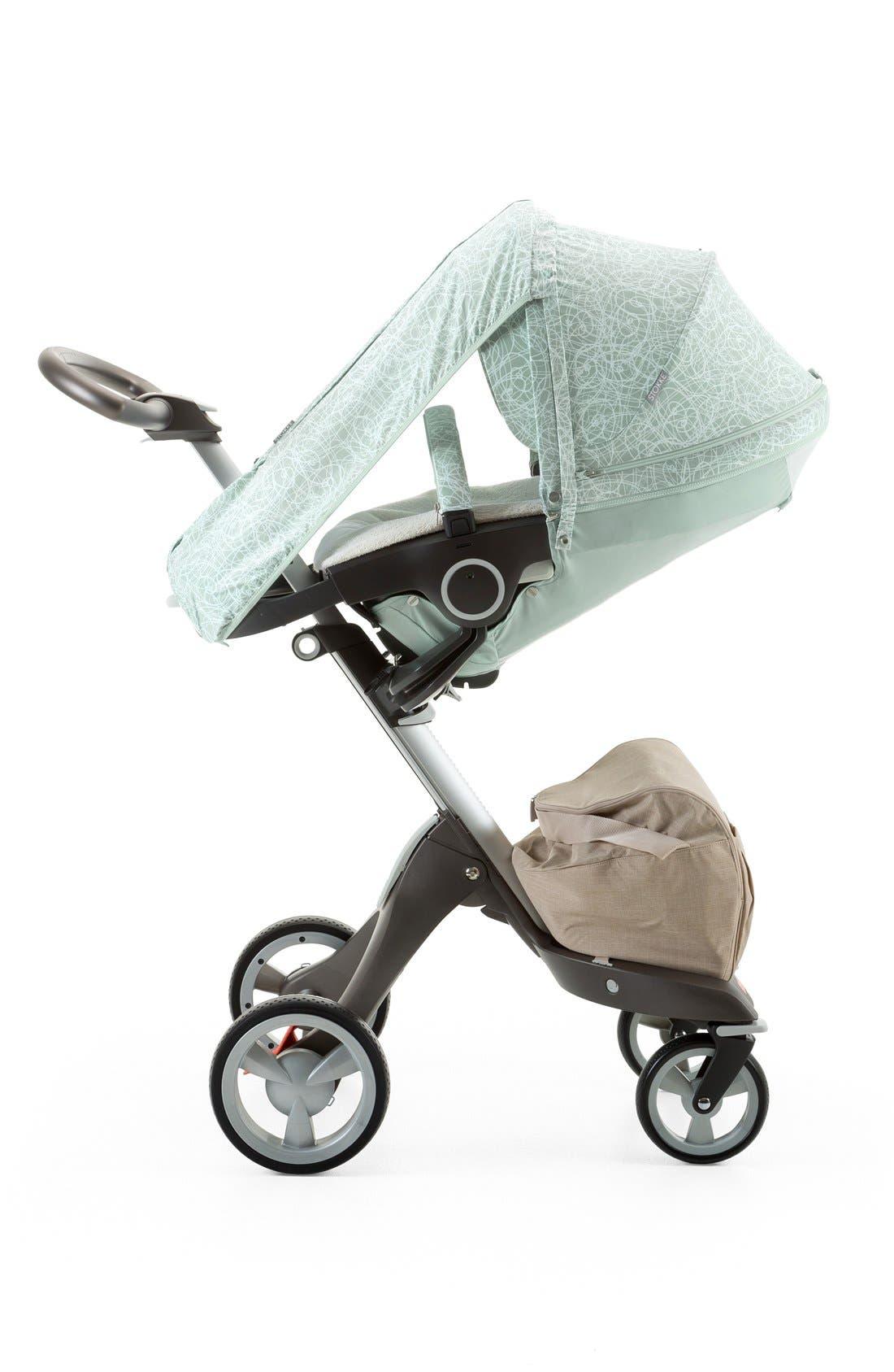 Baby 'Xplory<sup>®</sup> Stroller Summer Kit' Shade Set,                             Main thumbnail 1, color,                             Salty Blue