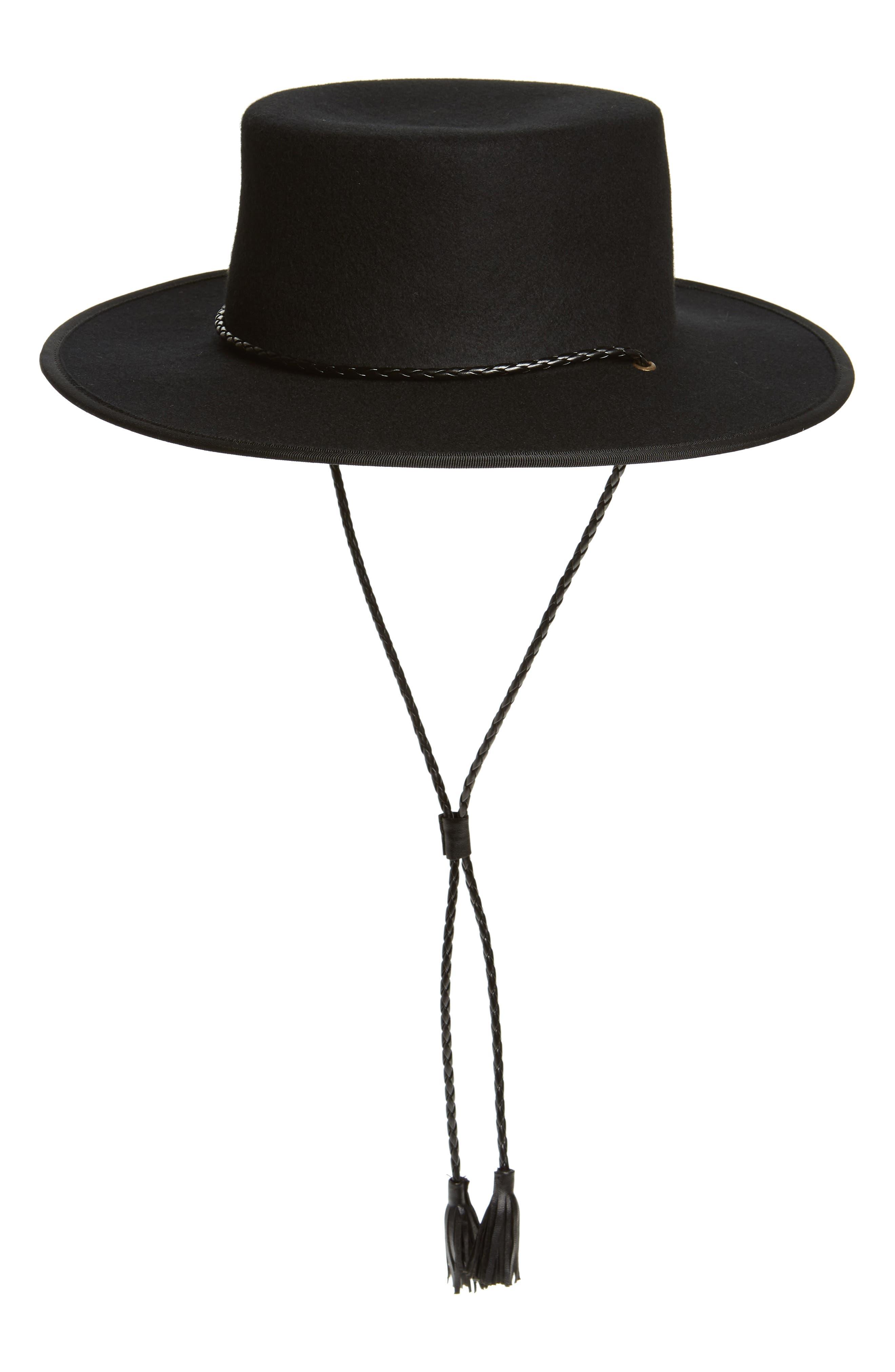 6abf1deba9176 ... free shipping madewell x biltmore felt stampede strap hat a91a0 167b0