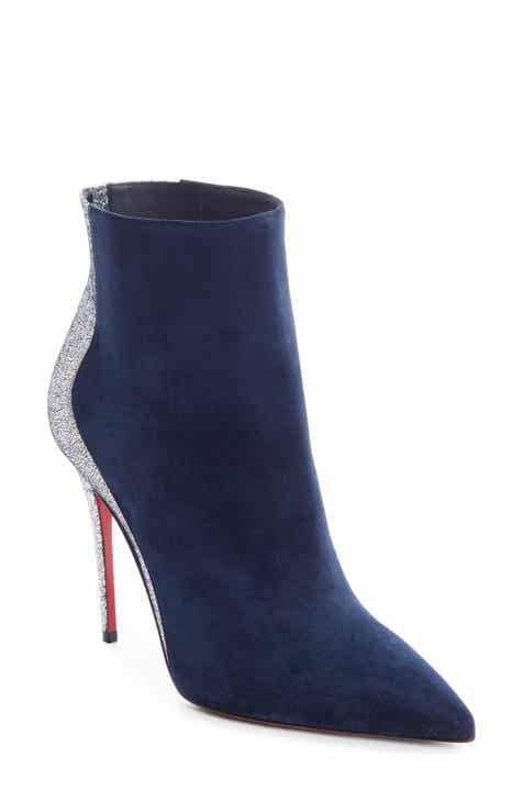 bd9ef0b00c96 Christian Louboutin Delicotte Pointy Toe Bootie (Women)