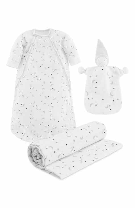Under the Nile 3-Piece Organic Egyptian Cotton Muslin Starry Gift Set (Baby) 9a63d78bf