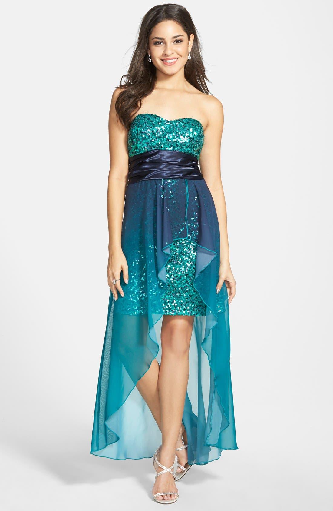Unusual Juniors Party Dresses Cheap Gallery - Wedding Ideas ...