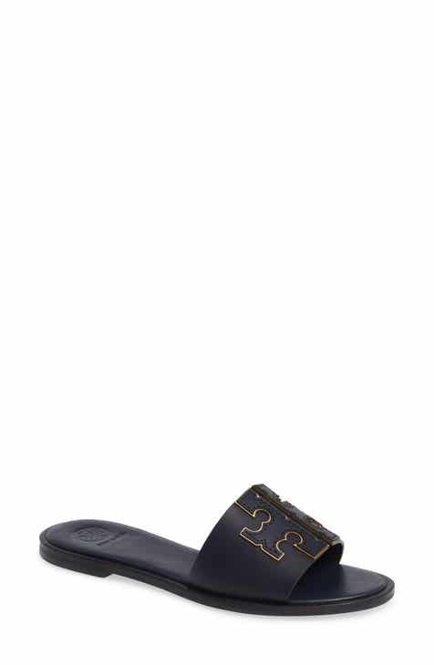7f6c3b84710223 Tory Burch Ines Slide Sandal (Women)