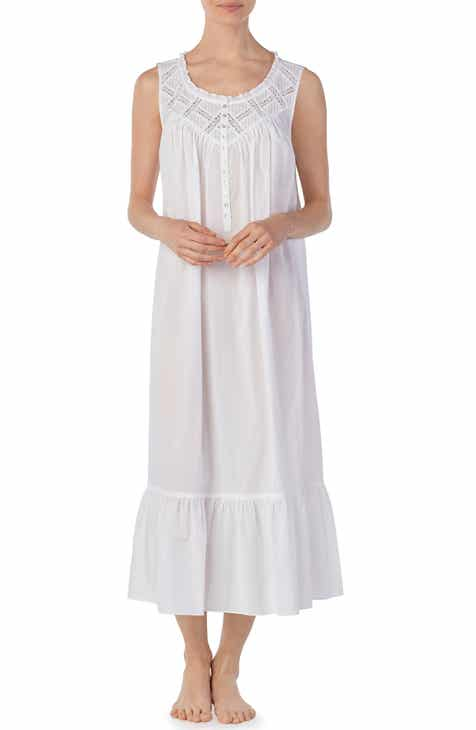 10480e301a Eileen West Cotton Lawn Nightgown
