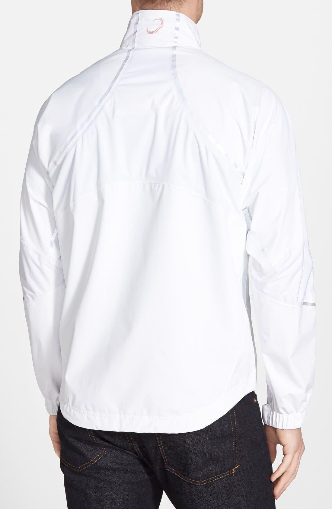 Alternate Image 2  - Zero Restriction 'Power Torque' Waterproof Jacket