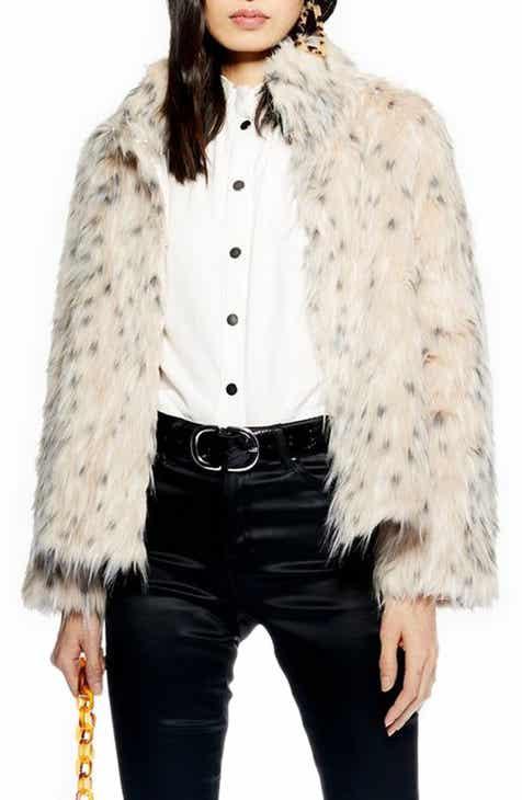 Women s Animal Print Coats   Jackets Under  200  cad9f89b5