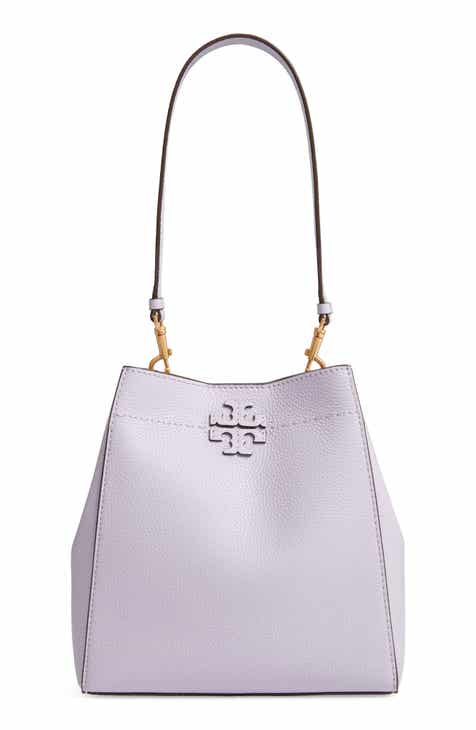 Tory Burch Mcgraw Leather Hobo