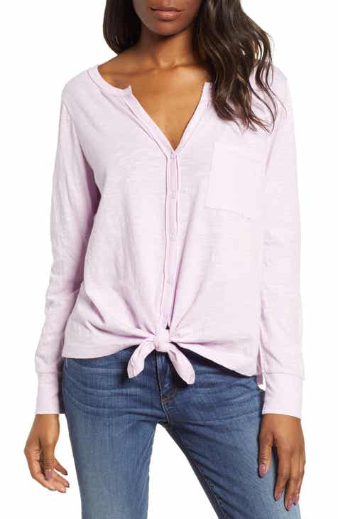 704ff86089e Women's Long Sleeve Tops | Nordstrom