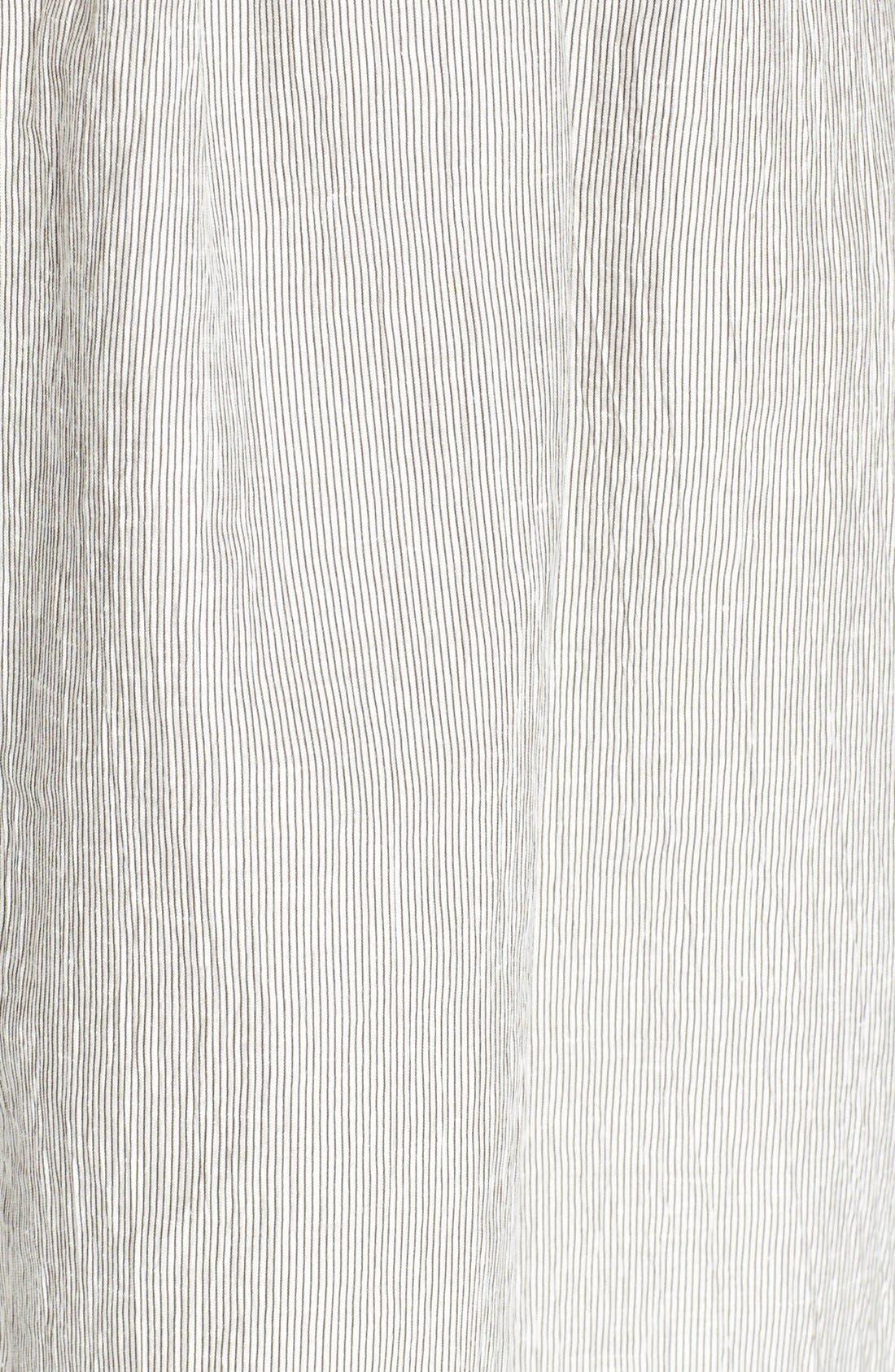 Alternate Image 3  - rag & bone 'Svea' Linen Blend Full Skirt