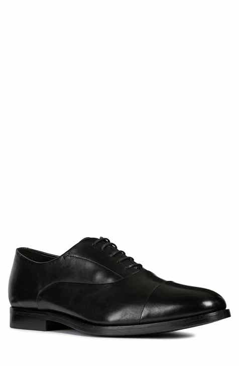 d88b4c25f63 Geox Hampstead Cap Toe Oxford (Men)