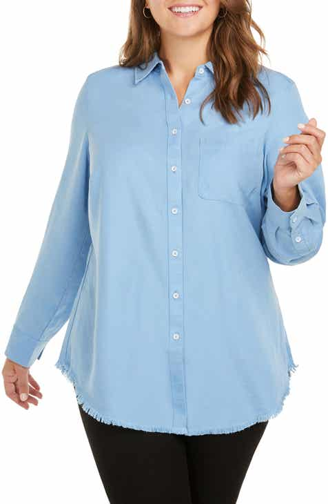 d1a78e95 Foxcroft Women's Blue Clothing | Nordstrom