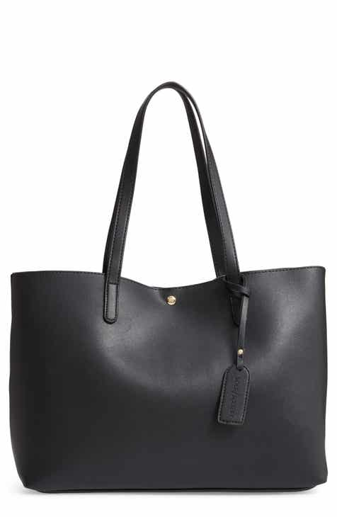 1b2f9e41b4e6 Sole Society Zeda Faux Leather Tote
