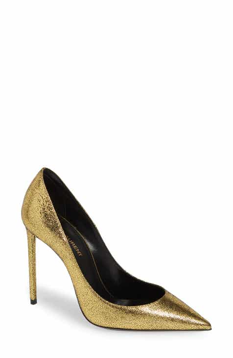 209bee68ca1c Saint Laurent Zoe Glitter Pump (Women)