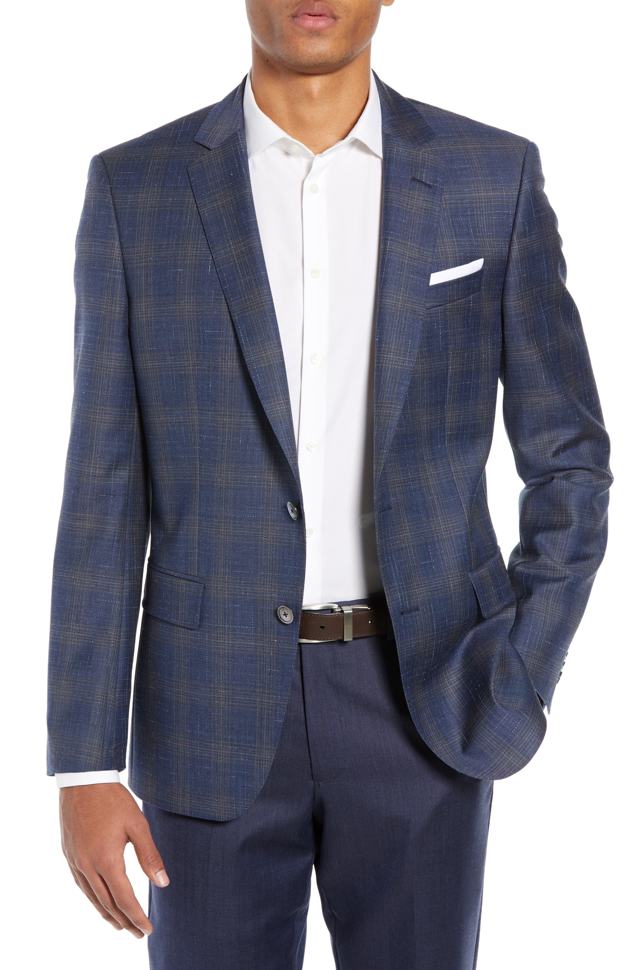 boss blazers \u0026 sport coats for men nordstrom1418460 Hugo Boss Tuxedo Shirt Nordstrom #16