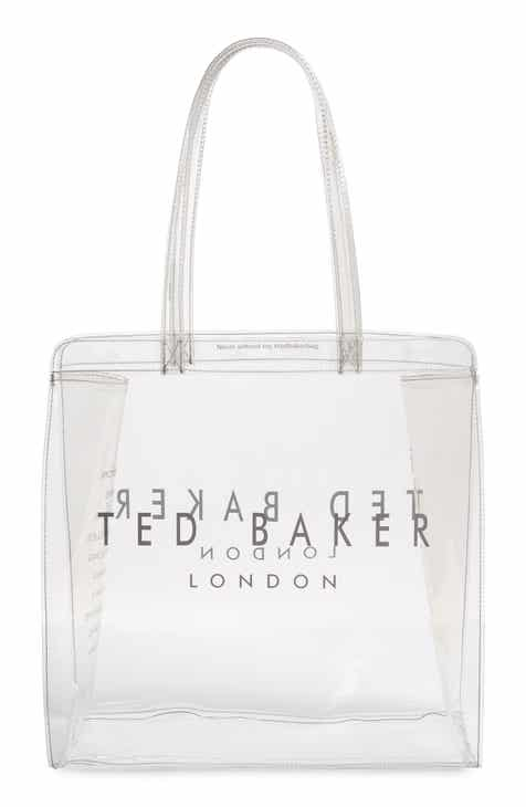 4886ca4a3bb95f Ted Baker London Large Clear Icon Tote (Nordstrom Exclusive)