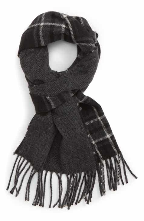 Polo Ralph Lauren Reversible Stable Plaid Wool Blend Scarf 0315aa8f422a
