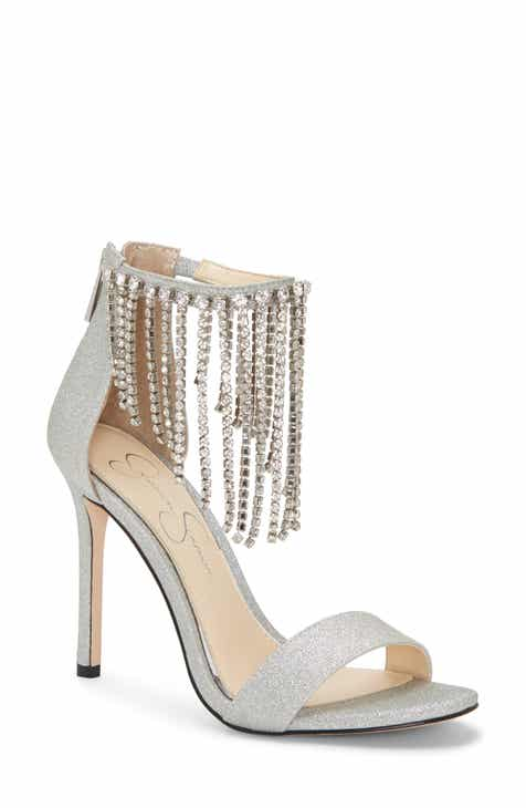 b6dde77acf7 Jessica Simpson Jiena Ankle Wrap Sandals (Women)