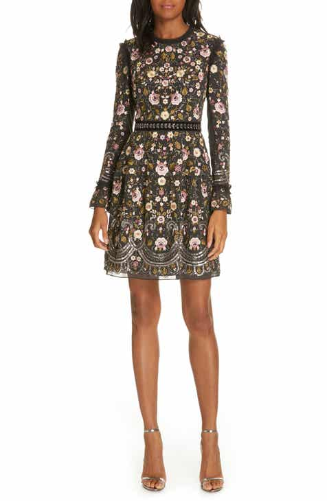 3e8c8be1 Needle & Thread Marella Embroidered Minidress