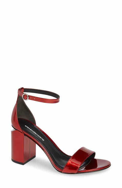 755c2cebe56 Alexander Wang New Abby Ankle Strap Sandal (Women)