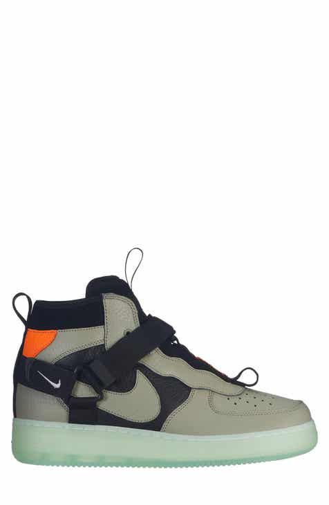 low priced 068cc 3d286 Nike Air Force 1 Utility Mid Sneaker (Men)
