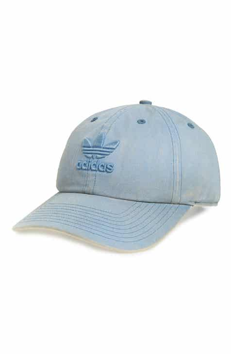 4c4b03107c27f adidas Originals Relaxed Overdyed Baseball Cap