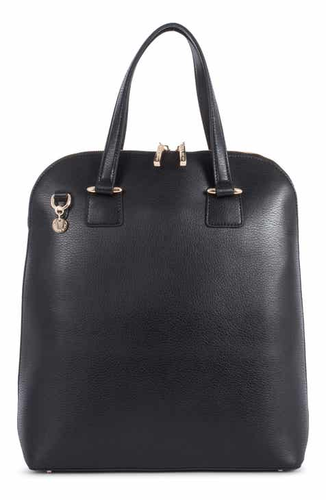 Céline Dion Triad Leather Satchel