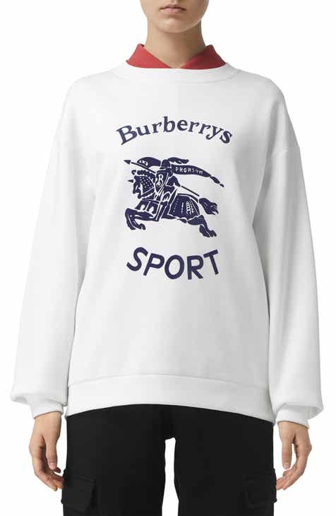 Burberry Otaki Archive Logo Print Sweatshirt by BURBERRY
