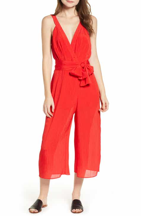 7f26c851f9dd The Fifth Label Gilded Surplice Jumpsuit
