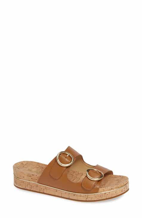 719f4dacdbd MICHAEL Michael Kors Estelle Slide Sandal (Women)
