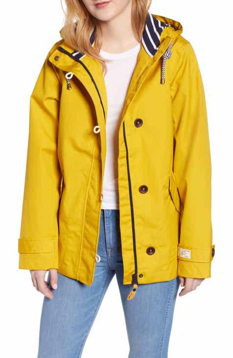 f69d1431415c7 Joules Coast Waterproof Hooded Jacket