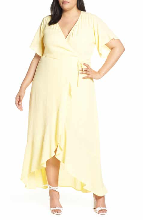 ec974e852a8099 Leith Long Languid Dress (Regular   Plus Size)