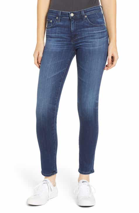 5c6ee34eeb0fe AG The Prima Ankle Cigarette Jeans (05 Year Blue Essence)