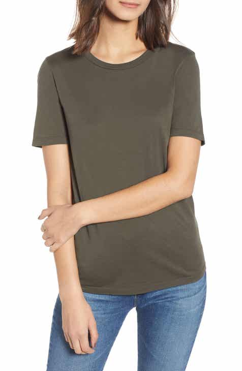 a854f8a708dd Women's AG Tops | Nordstrom