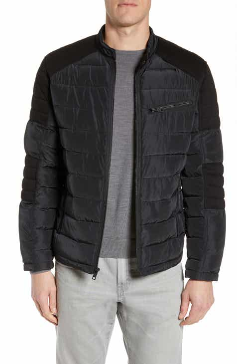 1a13315fe80 Marc New York Wilsow Quilted Moto Jacket