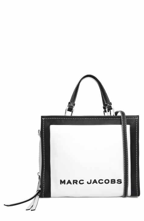 9c3c1304db4d MARC JACOBS The Box 29 Colorblock Leather Satchel