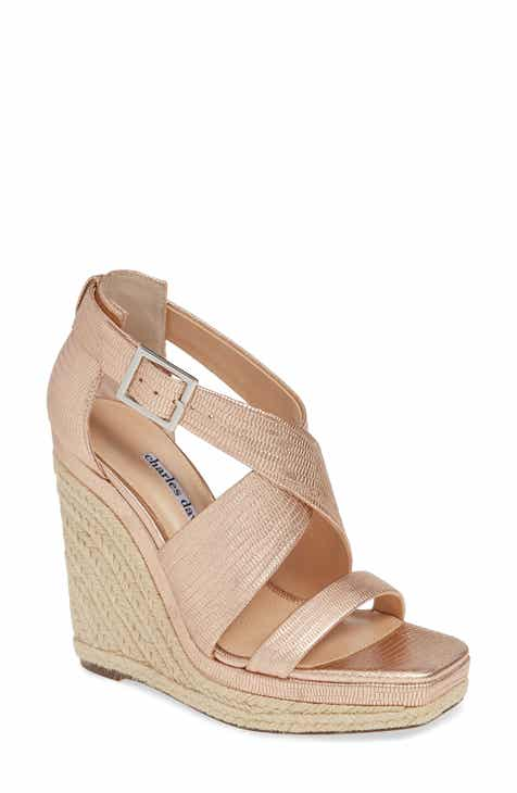 ea58a4293cd Charles David Esper Espadrille Wedge Sandal (Women)
