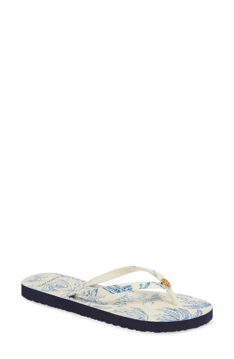 01adf962264b Blue Flip-Flops   Sandals for Women