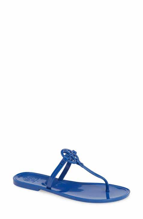3fe4dc51636249 Tory Burch  Mini Miller  Flat Sandal (Women)
