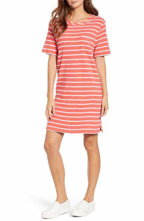 Caslon® T-Shirt Dress (Regular   Petite) abd86e417