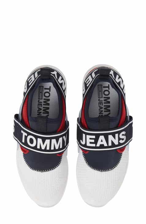 2c37d693e TOMMY JEANS Lilly Logo Strap Sneaker (Women)