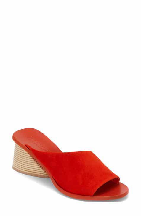 8821185d0f62 Mercedes Castillo Izar Slide Sandal (Women)