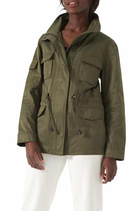 80d1e3ad83 Women's Green Coats & Jackets | Nordstrom