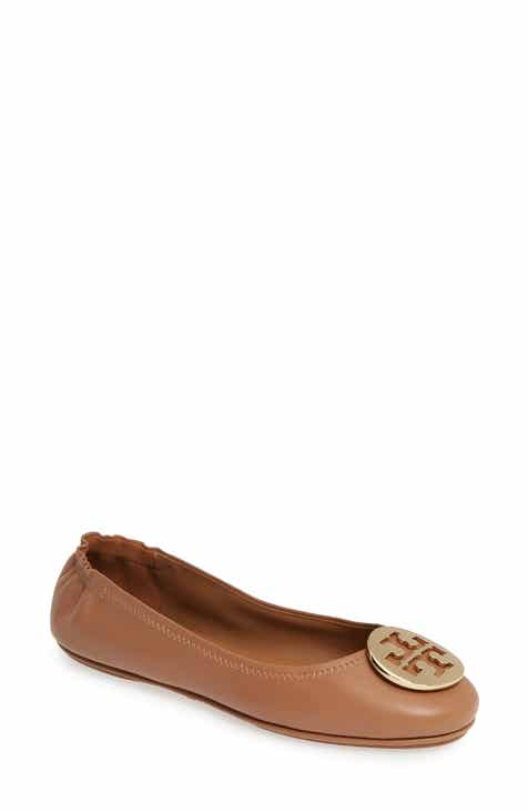 b679c786a09 Tory Burch  Minnie  Travel Ballet Flat (Women)