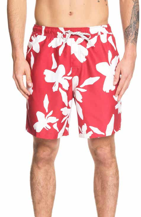 1f8def4a0c876 Quiksilver Waterman Collection No Vacancy Volley Swim Trunks