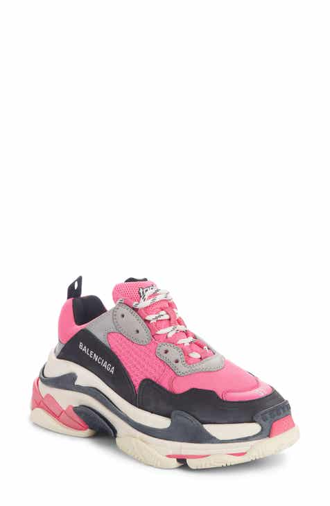 2747d2a20c3e Balenciaga Triple S Low Top Sneaker (Women)