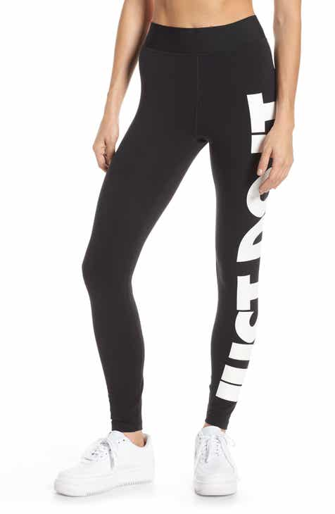 size 40 9547b df4a2 Nike Sportswear Leg-A-See Just Do It Leggings