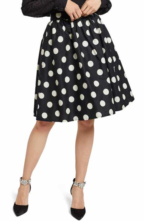 50ae2d5e71396 ModCloth Polka Dot Full Skirt (Regular   Plus Size)