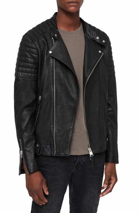 eb33d39ae Men s Leather (Genuine) Coats   Jackets